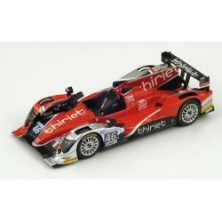 Spark - S3725 - Nissan, Oreca 03, No.46, Le Mans 2012 Pierre Thiriet - Christophe Tinseau - Mathias Beche  - Hobby Sector