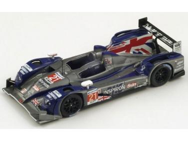 HPD ARX 03a-Honda, No.21, Strakka Racing, Le Mans 2012 J. Kane - N. Leventis - D. Watts