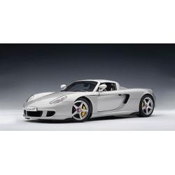 Porsche Carrera GT 2002 Silver