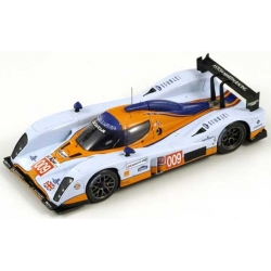 Aston Martin AMR, No.009, Le Mans 2010 Turner - Barazi - Hancock