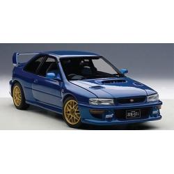 Subaru Impreza 22B-STi Version 1998 Blue