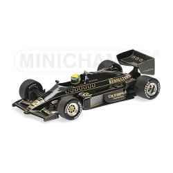 Lotus Renault 97T Nr.12 Ayrton Senna 1985
