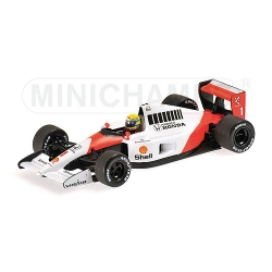 McLaren MP4/6 Nr.1 Ayrton Senna World Champion 1991