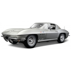 Chevrolet Corvette Stingray 1965 Silver