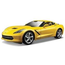 Chevrolet Corvette Stingray 2014 Yellow
