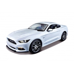 Ford Mustang GT 50th Anniversary Edition 2015 White