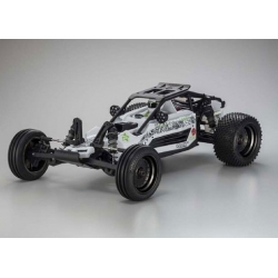 Kyosho GP Scorpion XXL - RTR- White