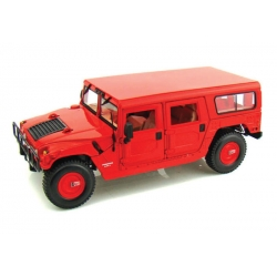 Hummer H1 Station Wagon 2000 Red