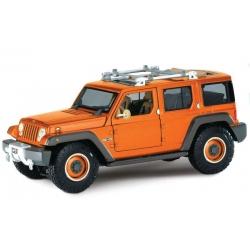 Jeep Grand Cherokee Rescue Concept 2010 Orange
