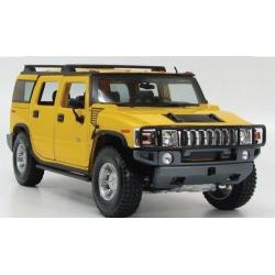 Hummer H2 Station Wagon 2003 Yellow