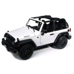 Jeep Wrangler 2014 White