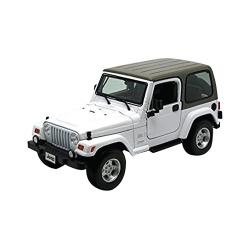 Jeep Wrangler Sahara 2010 White
