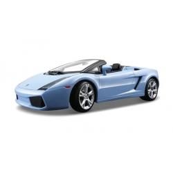Lamborghini Gallardo Spider 2004 Blue