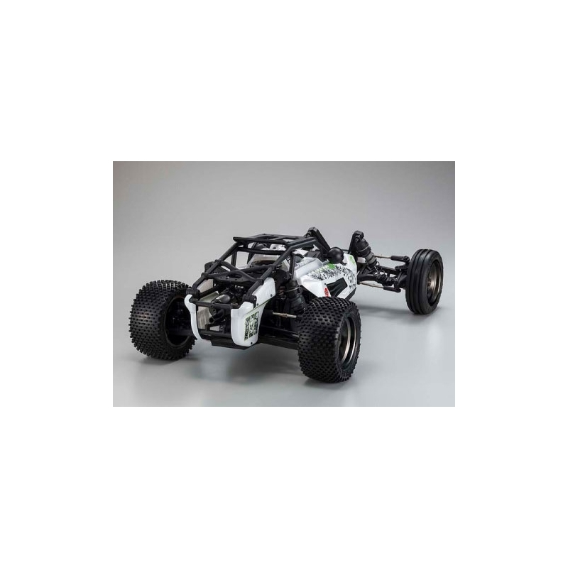 Kyosho GP Scorpion XXL - RTR- White - 31873T1