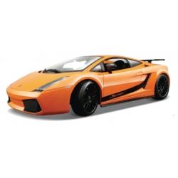 Lamborghini Gallardo Superleggera 2007 Orange