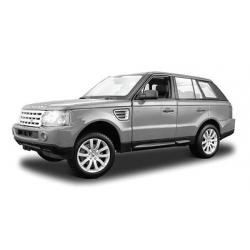 Land Rover Range Rover Sport 2006 Silver