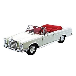 Mercedes-Benz 280 SE Cabriolet 1967 Cream