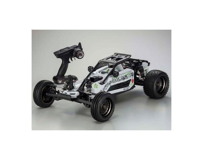 Kyosho GP Scorpion XXL - RTR- White