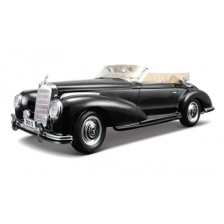 Mercedes-Benz 300 S Cabriolet 1995 Black