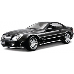 Mercedes-Benz SL 65 AMG 2009 Black