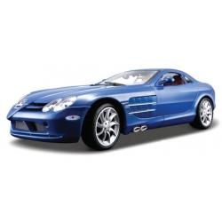 Mercedes-Benz SLR McLaren 2004 Blue