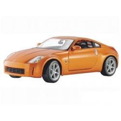Nissan 350 Z 2006 Orange