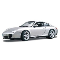 Porsche 911 / 996 Carrera 4S 2004 Metallic Grey