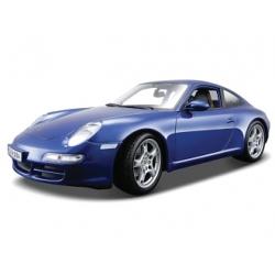 Porsche 911 / 997 Carrera S 2006 Blue