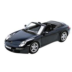 Porsche 911 / 997 Carrera S Cabriolet 2006 Metallic Blue