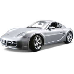 Porsche Cayman S 2005 Silver