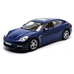 Porsche Panamera Turbo 2010 Blue
