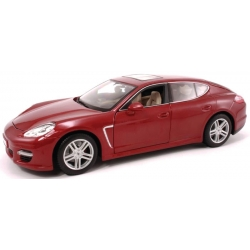Porsche Panamera Turbo 2010 Red