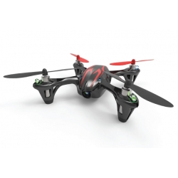 X4 Mini Quadcopter Led W / HD 720p Camera - Mode 2