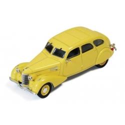 Berliet 11 CV Dauphine 1939 Yellow