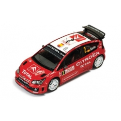 Citroen C4 WRC Nr.2 D. Sordo Rally Monte Carlo 2008
