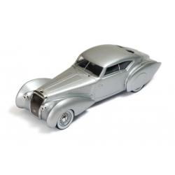 Delage D8 120 S Pourtout Aero Coupe 1937 Silver