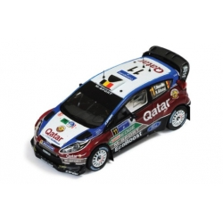 Ford Fiesta RS WRC Nr.11 T. Neuville Rally Mexico 2013