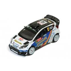 Ford Fiesta RS WRC Nr.12 Rally Monte Carlo 2014