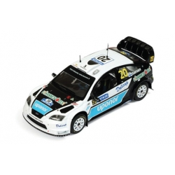 Ford Focus RS 07 WRC Nr.20 Rally Finland 2008 - Especial Decoration