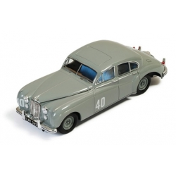 Jaguar MKVII Nr.40 Winner Silverstone 1953 Grey