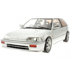 Honda Civic EF3 Si 1987 Silver