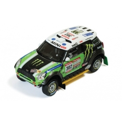 Mini All 4 Racing Nr.302 Winner Rally Dakar 2012