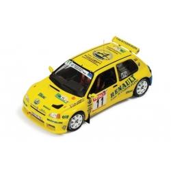 Renault Clio Maxi Alpine Nr.11 Rally du Rouergue 1995