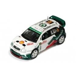 Skoda Fabia WRC Nr.12 Rally Monte Carlo 2005