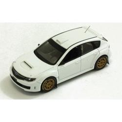 Subaru Impreza WRX STi 2011 White