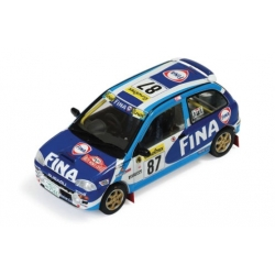 Subaru Vivio RX-R Nr.87 Rally Monte Carlo 1989