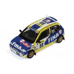 Subaru Vivio RX-R Nr.88 Rally Monte Carlo 1999