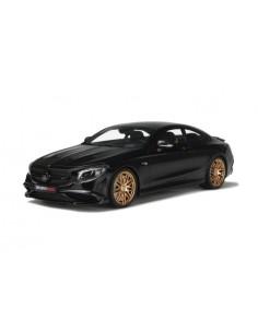 Brabus S 850 Coupe 2015 Black