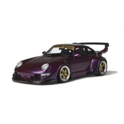 Porsche 993 RWB Violet