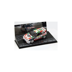 Toyota Corolla WRC Nr.5 Rally Monte Carlo 1998